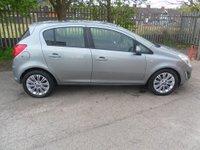 USED 2011 61 VAUXHALL CORSA 1.4 SE 5d AUTO 98 BHP