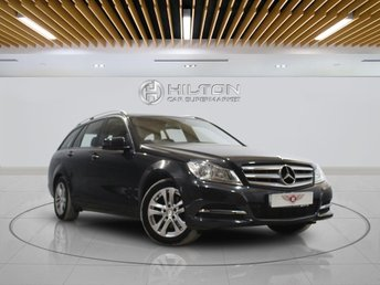 Used Mercedes-Benz C Class for sale in Leighton Buzzard