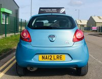USED 2012 12 FORD KA 1.2 EDGE 3 DOOR only 35000 miles and 1 lady owner from new