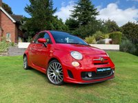 USED 2014 14 ABARTH 500 1.4 C ABARTH 3d 135 BHP