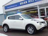 USED 2015 65 NISSAN JUKE 1.2 ACENTA DIG-T 5dr (115bhp) ....ONE OWNER. FULL NISSAN SERVICE HISTORY. IMMACULATE THROUGHOUT