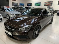 USED 2016 66 MERCEDES-BENZ CLA 2.1 CLA 220 D 4MATIC AMG LINE 5d AUTO 174 BHP SHOOTING BRAKE S/S ESTATE