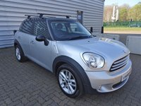 2011 MINI COUNTRYMAN 1.6 COOPER D 5d 112 BHP £6390.00