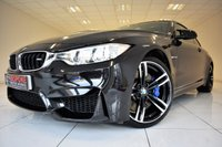 USED 2014 14 BMW M4 3.0 TWIN TURBO COUPE DCT