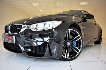 2014 BMW M4 3.0 TWIN TURBO COUPE DCT  £29995.00