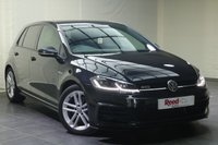 USED 2017 17 VOLKSWAGEN GOLF 2.0 GTD TDI BLUELINE DSG 5d AUTO 182 BHP FRONT HEATED SEATS+CLIMATE CON+CRUISE CON+NAV+B/TOOTH+VIRTUAL COCKPIT