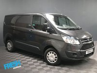 USED 2016 16 FORD TRANSIT CUSTOM 2.2 290 TREND L1H1 * 0% Deposit Finance Available