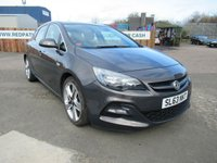 USED 2013 63 VAUXHALL ASTRA 1.6 LIMITED EDITION 5d 115 BHP