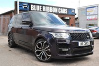 USED 2014 64 LAND ROVER RANGE ROVER 3.0 TDV6 AUTOBIOGRAPHY 5d 258 BHP MEGA SPEC, SVO KIT, MASSAGE SEATS, REAR DVD