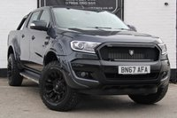 USED 2018 67 FORD RANGER 2.2 LIMITED 4X4 DCB TDCI 1d 148 BHP
