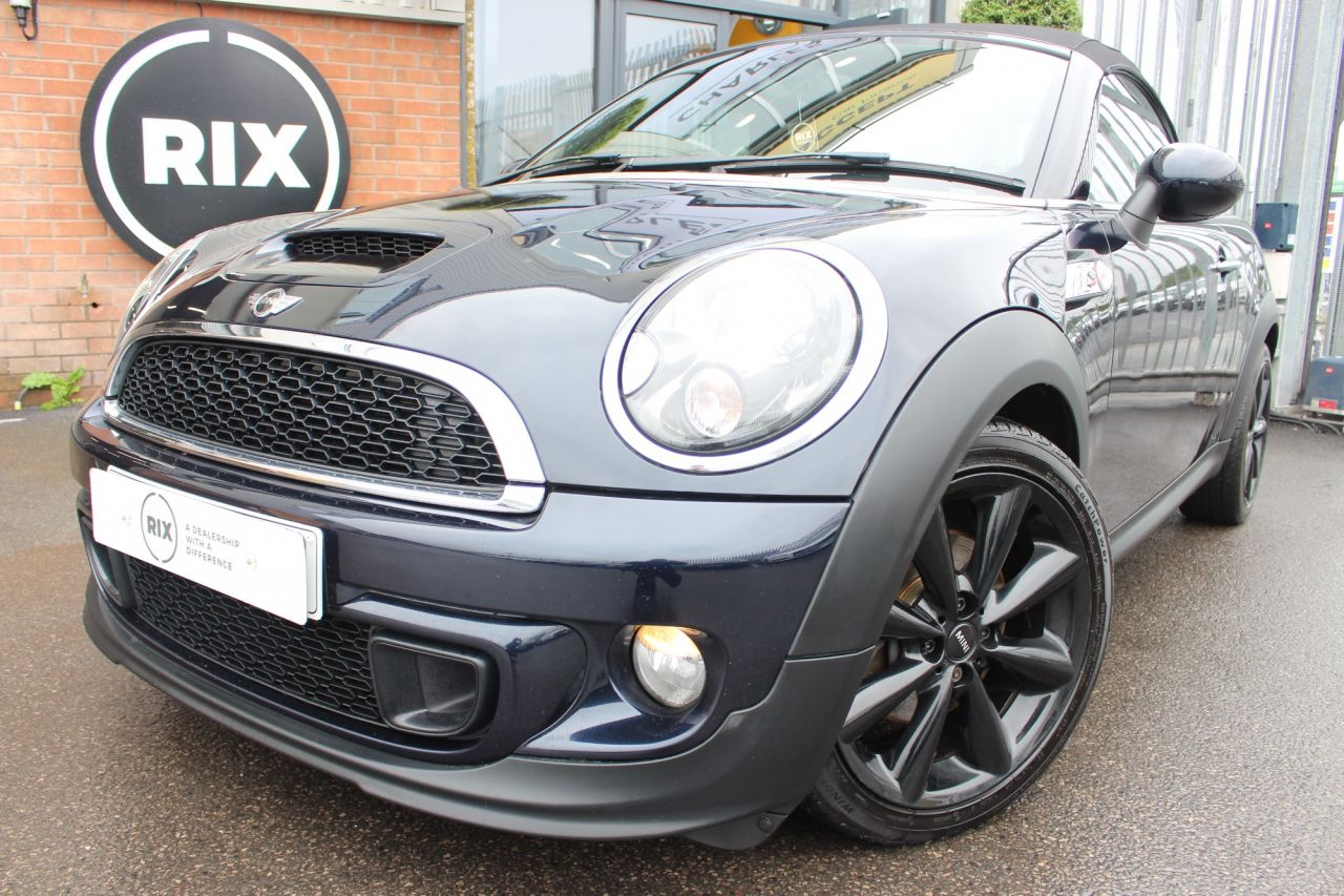 Used MINI ROADSTER for sale
