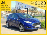USED 2014 63 FORD FIESTA 1.0 TITANIUM X 3d 124 BHP 0% Deposit Plans Available even if you Have Poor/Bad Credit or Low Credit Score, APPLY NOW!