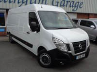 USED 2016 16 NISSAN NV400 2.3 DCI SE HR 125 BHP
