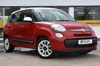 USED 2013 13 FIAT 500L 1.6 MULTIJET POP STAR 5d 105 BHP COMES WITH 6 MONTHS WARRANTY