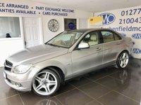 2007 MERCEDES-BENZ C-CLASS 3.0 C320 CDI ELEGANCE 4d AUTO 222 BHP £5895.00
