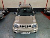 2005 SUZUKI JIMNY 1.3 JLX 3d £4700.00