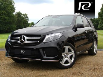 2016 MERCEDES-BENZ GLE-CLASS 3.0 GLE 350 D 4MATIC AMG LINE 5d AUTO 255 BHP £27990.00