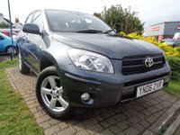 USED 2006 06 TOYOTA RAV4 2.0 XT5 VVT-I 5d AUTO 151 BHP **Stunning Fully Loaded Family SUV Full Toyota Service History 12 Stamps 12 Months Mot**