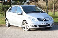 2011 MERCEDES-BENZ B-CLASS 1.5 B160 BLUEEFFICIENCY SPORT 5d 95 BHP £4680.00