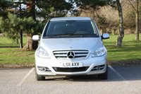 USED 2011 11 MERCEDES-BENZ B-CLASS 1.5 B160 BLUEEFFICIENCY SPORT 5d 95 BHP