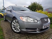 USED 2009 58 JAGUAR XF 2.7 PREMIUM LUXURY V6 4d AUTO 204 BHP **Very Tidy Executive Saloon Full Service History 9 Stamps 12 Months Mot**