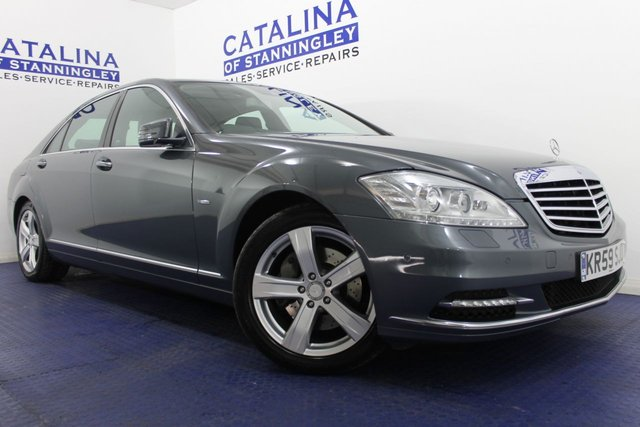 View our MERCEDES-BENZ S 350