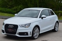 USED 2012 12 AUDI A1 1.4 TFSI S LINE 3d 125 BHP ** PART EXCHANGE WELCOME** **FINANCE AVAILABLE**