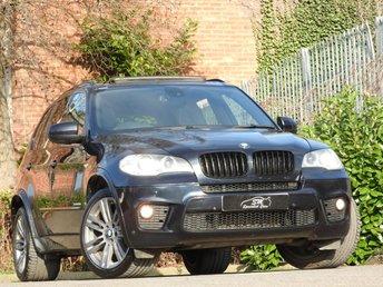 2010 BMW X5 3.0 XDRIVE40D M SPORT 5d AUTO 302 BHP £12990.00