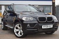 2008 BMW X5 3.0 D SE 5d AUTO 232 BHP £9999.00