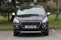 USED 2016 66 PEUGEOT 3008 1.6 BLUE HDI S/S ALLURE 5d 120 BHP