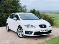 2010 SEAT LEON 2.0 FR CR TDI 5d 168 BHP £4885.00
