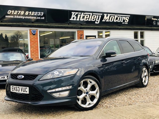 FORD MONDEO at Kiteley Motors