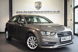 USED 2014 63 AUDI A3 2.0 TDI SE 5DR 148 BHP superb service history *NO ADMIN FEES* FINISHED IN STUNNING DAKOTA GREY WITH CREAM UPHOLSTERY + SUPERB SERVICE HISTORY + BLUETOOTH + ELECTRIC FOLDING MIRRORS + AUTO STOP/START + AIR CONDITIONING + DAB RADIO + 16 INCH ALLOY WHEELS