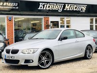 USED 2012 12 BMW 3 SERIES 2.0 318I SPORT PLUS EDITION 143 BHP
