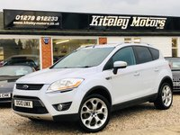 USED 2010 10 FORD KUGA 2.0 TDCi TITANIUM INDIVIDUAL LEATHER