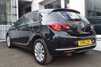 USED 2015 15 VAUXHALL ASTRA 2.0 ELITE CDTI S/S 5d 163 BHP STUNNING TOP OF THE RANGE ASTRA DIESEL