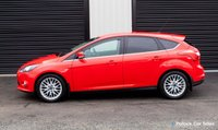 USED 2014 FORD FOCUS ZETEC 5dr 100BHP EcoBoost High Spec, Low Mileage, Excellent conditon Efficient, stylish and practical family friendly car with low mileage and incredible specification