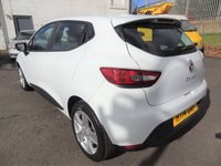 USED 2014 14 RENAULT CLIO 0.9 EXPRESSION PLUS ENERGY TCE ECO2 S/S 5d 90 BHP 3 Month National Warranty - MOT'd One Year for New Owner