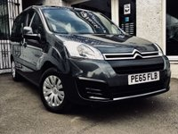 USED 2015 65 CITROEN BERLINGO MULTISPACE 1.6 BLUEHDI FEEL 5d 98 BHP VERY SCARE CITROEN BERLINGO