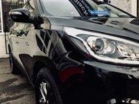 USED 2015 65 HYUNDAI IX35 1.6 GDI SE NAV BLUE DRIVE 5d 133 BHP STUNNING IX35 WITH SAT NAV AND PARKING CAMERA