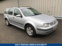 2003 VOLKSWAGEN GOLF