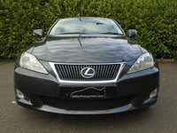 USED 2010 10 LEXUS IS 2.2 220D SE-I 4d 175 BHP SAT NAV LEATHER PART EXCHANGE AVAILABLE / ALL CARDS / FINANCE AVAILABLE