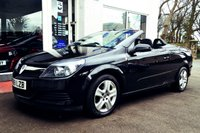 USED 2009 59 VAUXHALL ASTRA 1.6 TWIN TOP AIR 3d 114 BHP