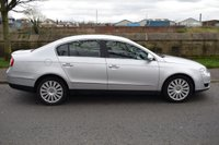 USED 2010 60 VOLKSWAGEN PASSAT 2.0 HIGHLINE TDI 4d 138 BHP SERVICE HISTORY, 6 SPEED MANUAL, HEATED SPORTS LEATHER,