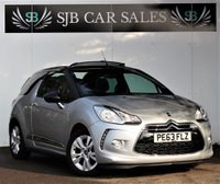 USED 2013 63 CITROEN DS3 1.6 E-HDI AIRDREAM DSTYLE 3d 90 BHP Full Service History & New Mot