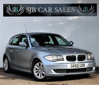 USED 2010 60 BMW 1 SERIES 2.0 116D ES 5d 114 BHP Full Service History & New Mot