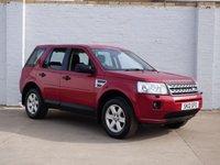 2012 LAND ROVER FREELANDER 2.2 TD4 GS 5d AUTO 150 BHP £8088.00