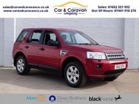 USED 2012 12 LAND ROVER FREELANDER 2.2 TD4 GS 5d AUTO 150 BHP Full Service History Bluetooth Buy Now, Pay Later Finance!