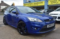 USED 2008 M FORD FOCUS 2.5 ST-2 3d 223 BHP