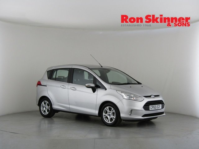 View our 2015 65 FORD B-MAX 1.5 ZETEC TDCI 5d 74 BHP